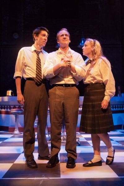 Nate Golden, Jim Hogan, and Breanna Pursell