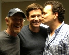 Ron Howard, Jason Bateman, Mitch Hurwitz