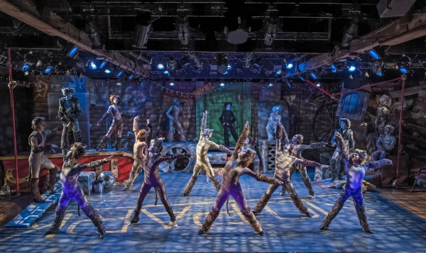 Photo Flash: First Look at Emily Brockway and More in CRT's CATS