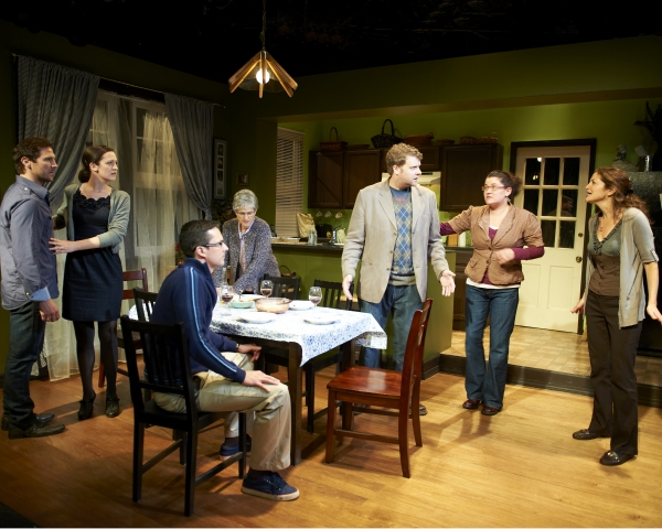 Photos: Sneak Peek at Josh Odor, Cynthia Marker and More in Steep Theatre's MOMENT