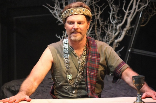 Photo Flash: First Look at the Kinsmen Cast of Antaeus' MACBETH