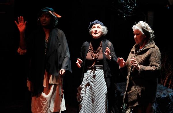 Saundra McClain, Lorna Raver and Jane Carr Photo