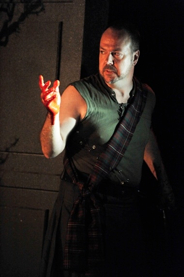 Rob Nagle at First Look at the Thanes Cast of Antaeus' MACBETH