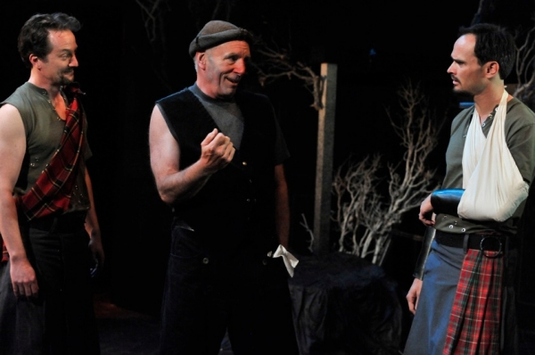 Photo Flash: First Look at the Thanes Cast of Antaeus' MACBETH