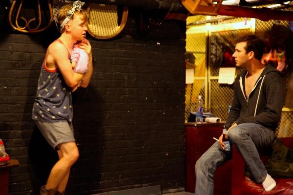 Brendan Spieth and Robbie Collier Sublett Photo