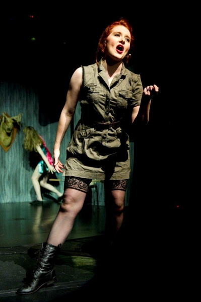 Photo Flash: First Look at Sirc Michael's EVIL DEAD THE MUSICAL