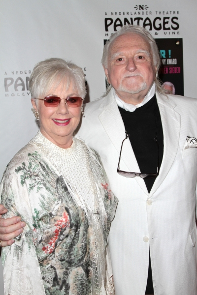 Shirley Jones and Marty Ingles