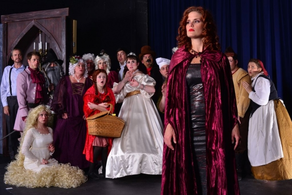 Photo Coverage: INTO THE WOODS at The Keeton Theatre