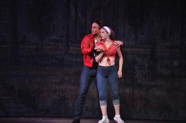 Ryan Overberg and Gillian Gordon Photo