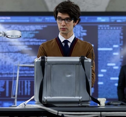 Ben Whishaw at First Look at 'Q' In James Bond's SKYFALL