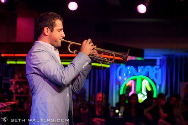 Photo Flash: Corbin Bleu, Jamie de Roy, and More Perform at CAST PARTY