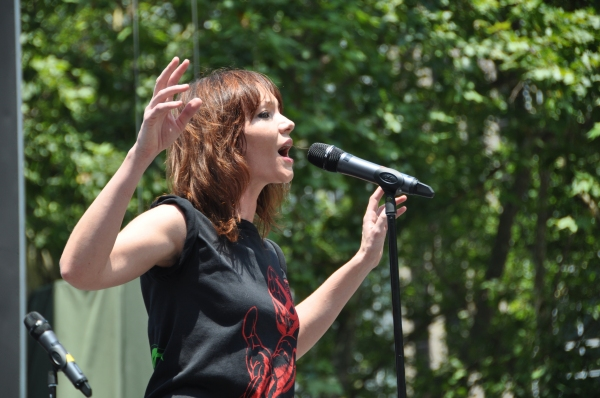 Photo Coverage: SPIDER-MAN, PORGY AND BESS and More at Broadway in Bryant Park!