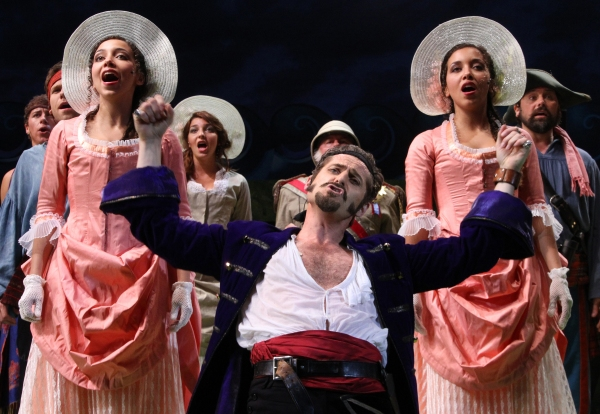 Photo Flash: First Look at CRT's PIRATES OF PENZANCE, Opening Tonight