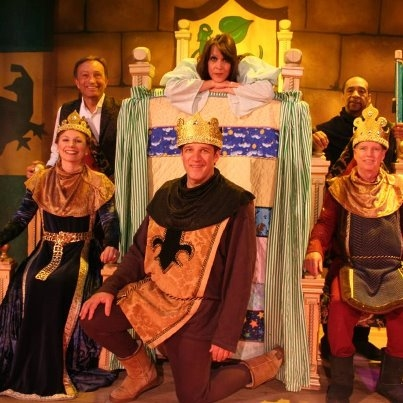 NOW PLAYING: Heritage Square Music Hall Presents THE PRINCESS AND THE PEA thru 9/1