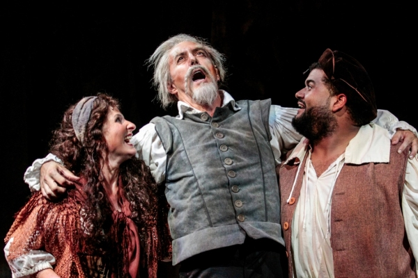 Photo Flash: Sean Murray and More in Cygnet's MAN OF LA MANCHA