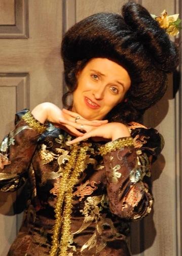Emmalee Dixon as Mrs. Meers