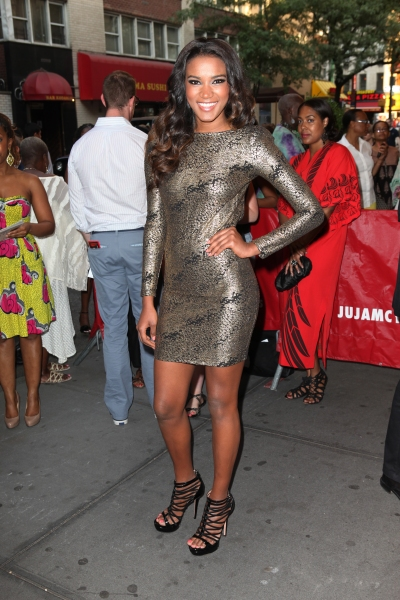 Miss Universe Leila Lopes