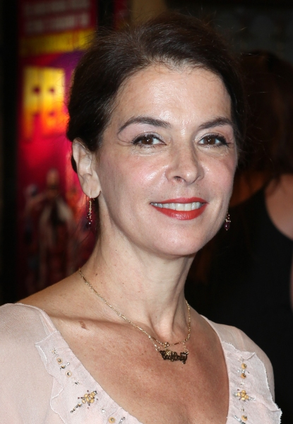 Annabella Sciorra at FELA! Opening Night- The Star-Studded Arrivals!