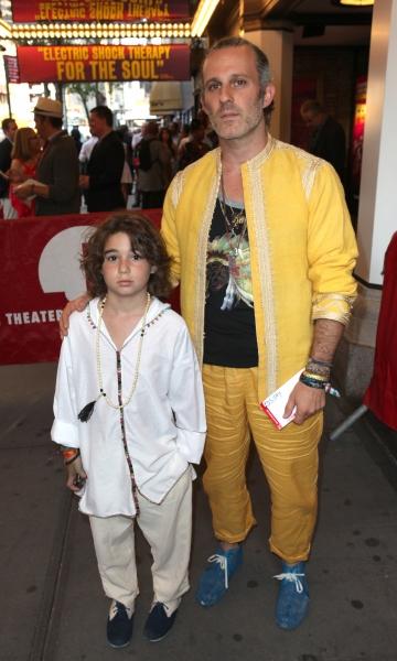 Jay Kos & son