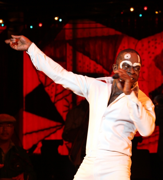 Photo Coverage: Inside FELA!'s Opening Night Curtain Call!