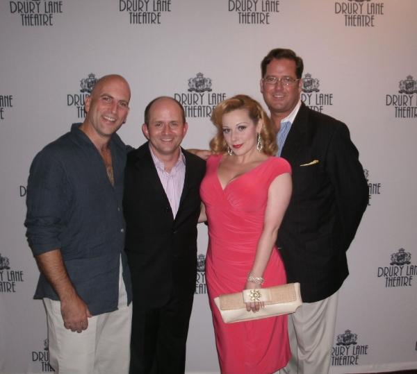 Paul Kalina, Jeff Dumas, Angela Ingersoll, David New Photo