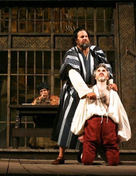 Photo Flash: First Look at Michael Joseph Mitchell and More in THE MERCHANT OF VENICE, Opening 7/16