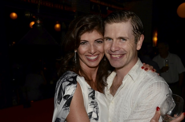 Photo Flash: Opening Night at PTP/NYC's 26th Anniversary Season at Atlantic Stage 2