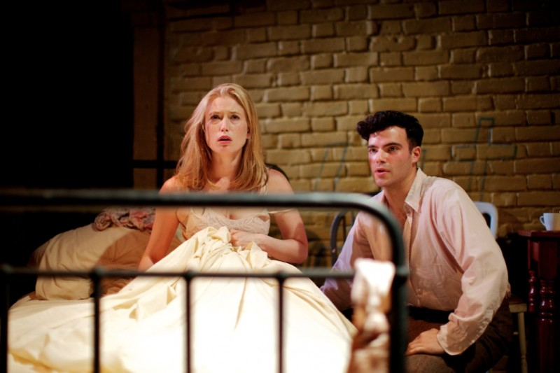 Photo Flash: Tom Ross Williams, Samantha Coughlan, Paul Standell & More in VIEUX CARRÉ at King's Head Theatre!