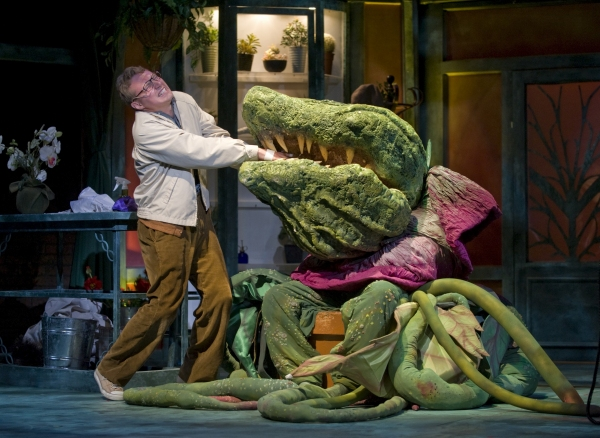 Photo Flash: Jonathan Lee Cunningham and More in LITTLE SHOP OF HORRORS at Theatre at the Center