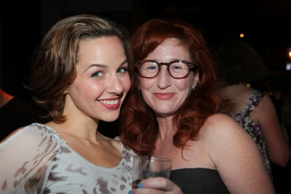 Jessica Grové and Vicki Lewis at First Look at Opening Night of Music Circus' THE LITTLE MERMAID