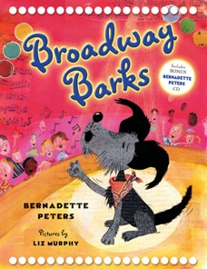 Bernadette Peters, Audra McDonald, Nina Arianda & More Set for Broadway Barks 2012 Today, 7/14