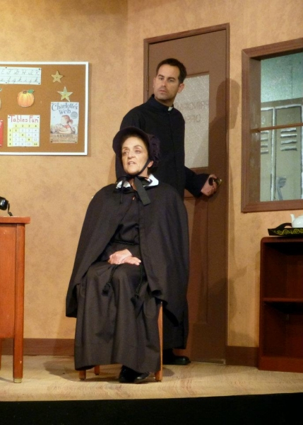 Photo Flash: Joanna Churgin, Matt Landig & More in Kentwood Players' DOUBT