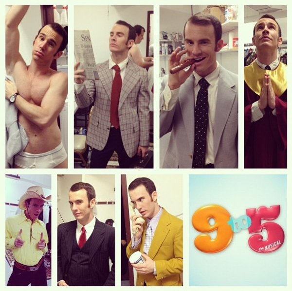 9 TO 5: THE MUSICAL's Tony Howell (Finger Lakes Musical Theatre Festival