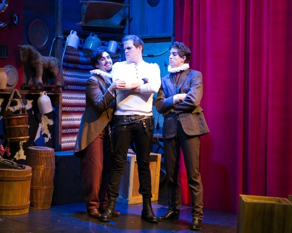 BWW Reviews: BLOODY BLOODY ANDREW JACKSON - A Rocking & Rollicking Good Time