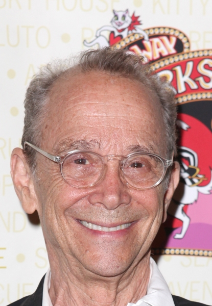 Joel Grey  at Bernadette Peters, Mary Tyler Moore & Broadway Stars Backstage at Broadway Barks 14!