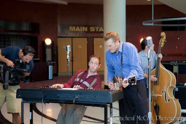 Martin Kaye  and Lee Ferris
