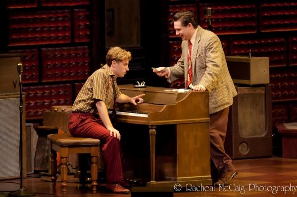 Martin Kaye and Christopher Ryan Grant