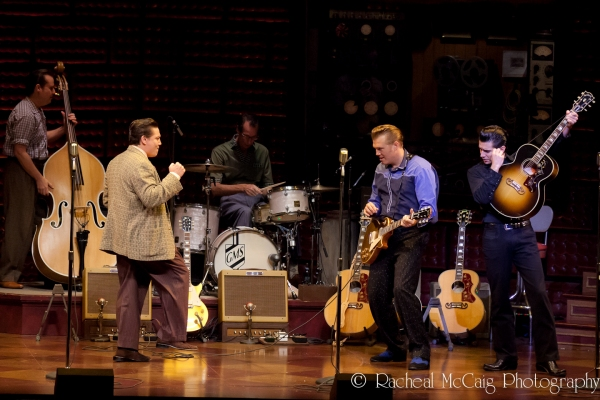Christopher Ryan Grant, Lee Ferris and Derek Keeling
