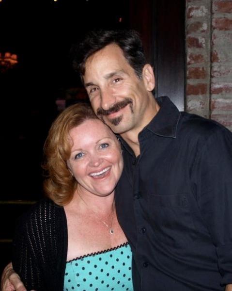Shauna Markey and Michael Paternostro