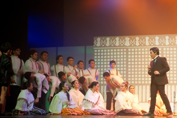 Photo Coverage: JOE, An Original Filipino Rock Musical, Opens