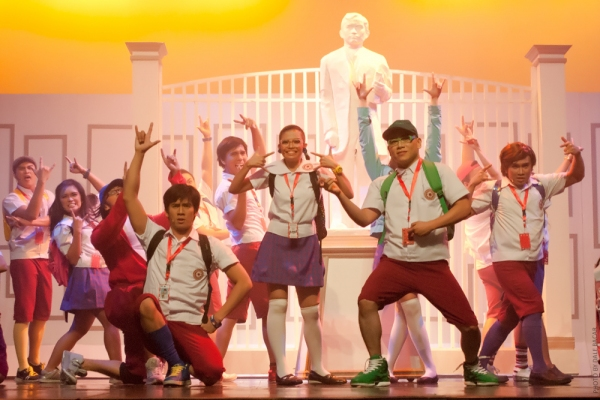Photo Coverage: JOE, An Original Filipino Rock Musical, Opens