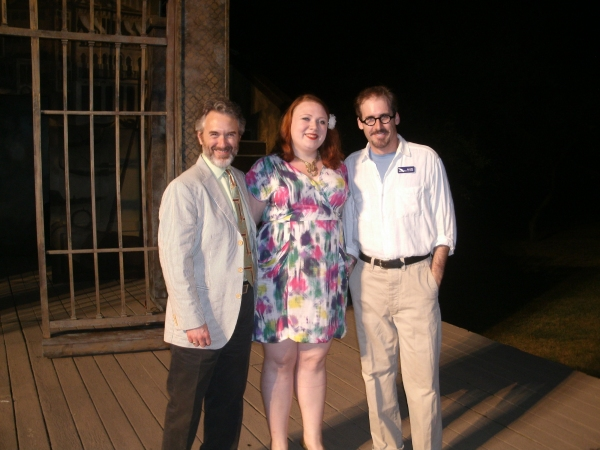 Photo Flash: Opening Night at First Folio Theatre's THE MERCHANT OF VENICE