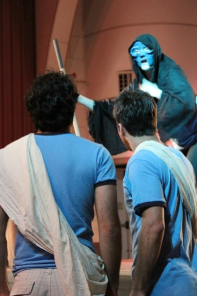 Photo Flash: THE TWELVE LABORS OF HERCULES at Adirondack Shakespeare Company
