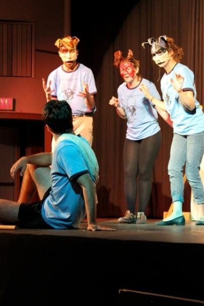Photo Flash: THE TWELVE LABORS OF HERCULES at Adirondack Shakespeare Company