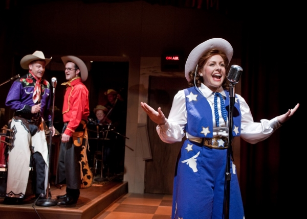Photo Flash: First Look at Taproot Theatre's CHAPS!