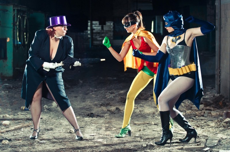Gorilla Tango Presents Batman Burlesque, 8/4-9/29