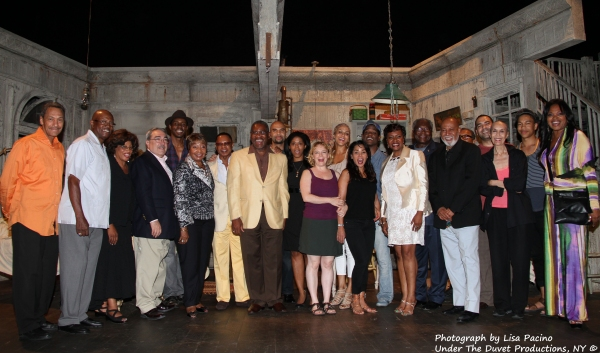 Photo Flash: Members of Congressional Black Caucus Visit A STREETCAR NAMED DESIRE