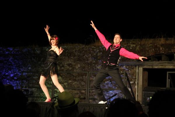 Melissa Giattino and Ron DeStefano  Photo