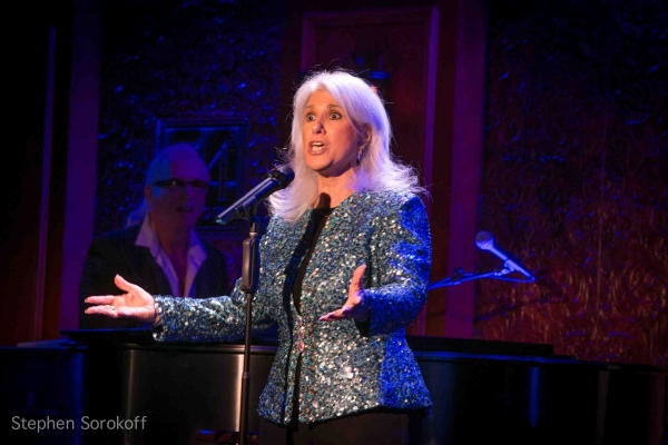 Photo Coverage: JAMIE DEROY & FRIENDS Plays 54 Below!