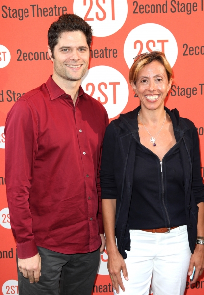 Photo Coverage: Jim Parsons, Aaron Tveit and More at DOGFIGHT Opening Night!